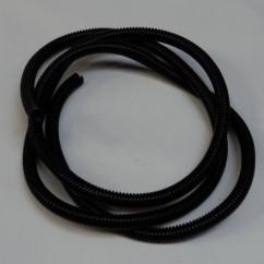 slit hose sleeve 3/8
