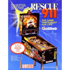 Rescue 911  RUBBER KIT IN White