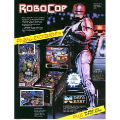Robo Cop   rubber kit - white