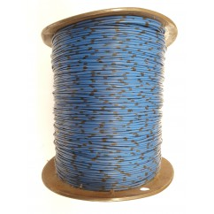 wire 22 g  Blue and Black