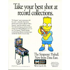 The Simpsons rubber kit - white