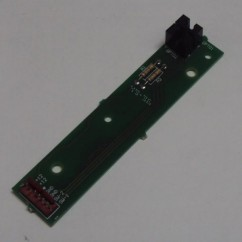 flipper opto switch assembly