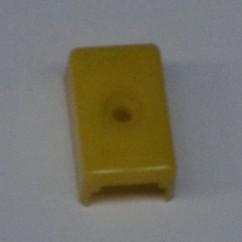 Target Face Oblong - op yellow