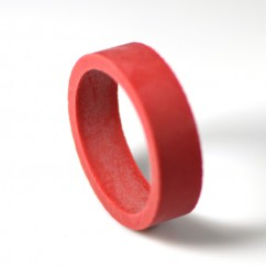 Flipper Rubber - RED 23-6519-4