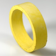 Flipper Rubber - YELLOW