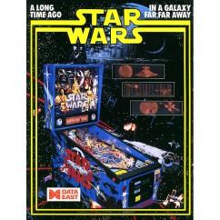 Star Wars Data East  Rubber Kit