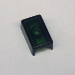 Target Face Oblong - transparent green