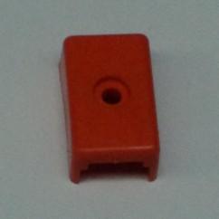Target Face Oblong - op orange