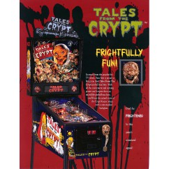 Tales From The Crypt rubber kit - white