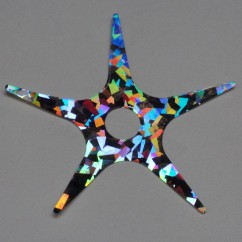 CASHBALL Decal star