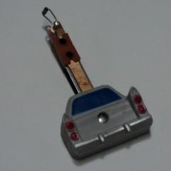 JUNK YARD switch rear car