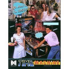 Time Machine rubber kit - white