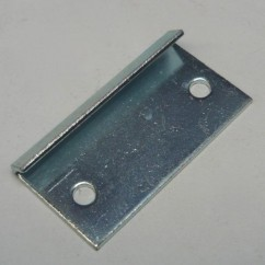 Backbox Latch Bracket strike plate