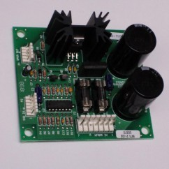 Midway Sub woofer driver pcb
