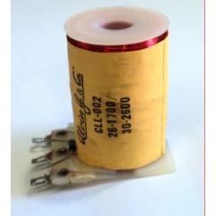 ALVIN G coil 26-1700 / 30-2600