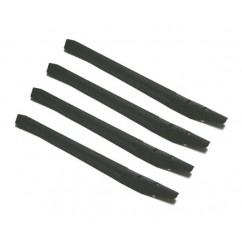 Stern Black Legs - Set of 4