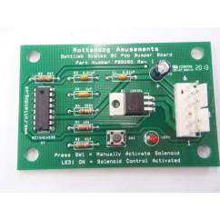 GOTTLIEB system 80 pop bumper board ROTTENDOG