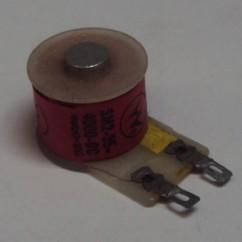 coil 35-4000-DC no diode