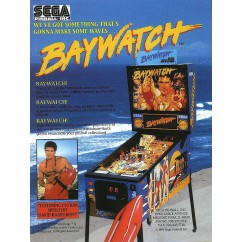 BAYWATCH RUBBER KIT IN WHITE