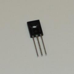 Transistor110-0071-00MJE340 (ALLIED 858-4020)