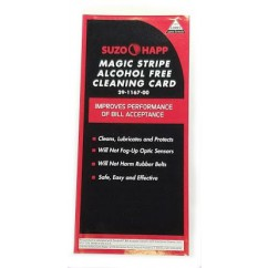 Alcohol Free Cleaning Card