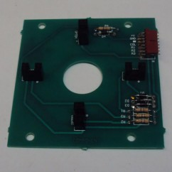 PCB opto assembly - magic trunk