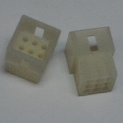"Connector housing 9 pin .062"" terminals ( price is for 1)"