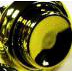 cabinet flipper button gold