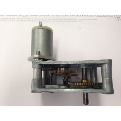 Gottlieb RESCUE 911pinball machine motor 30349