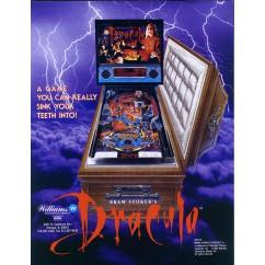 Bram Stokers Dracula rubber kit - WHITE