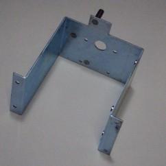 bracket-motor mount