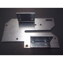 Mounting plate assembly