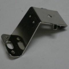 bracket gate mounting