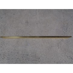 A-12359-3 Side Rails  brass