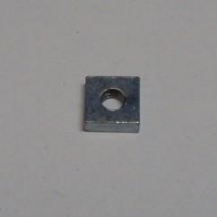 nut 8-32 square machine