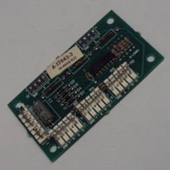 opto ramp switch assembly