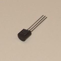 CAPCOM TRANS 2N7000 MOSFET N-CH