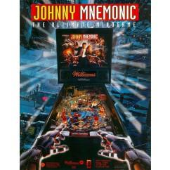 Johnny Mnemonic RUBBER KIT IN BLACK