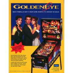 Golden Eye rubber kit - white