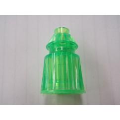 Star post 1-1/16 green fluorescent