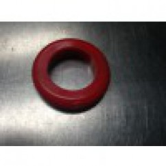Rubber bumper pool table post ring, red 38-00BR