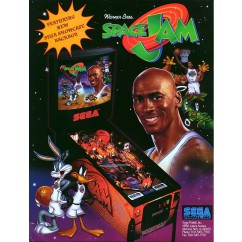 Space Jam rubber kit - white