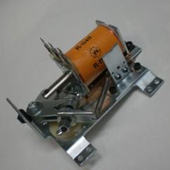 flipper assembly complete orange coil