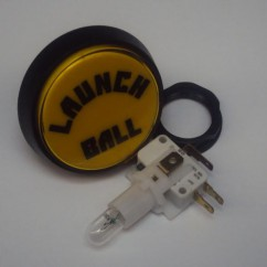 button launch ball yellow