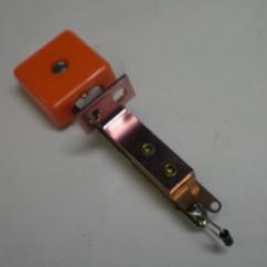 target 3d deep square front mount orange