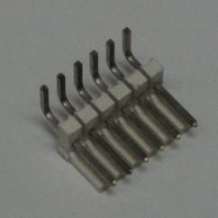 6h r/a sq pin .156