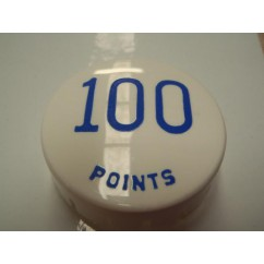 Gottlieb 100 Points BLUE POP BUMPER CAP