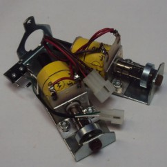 2 way popper assembly