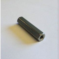 Hex Spacer f-f 8-32 x1.50 5/16hex 02-5049-5