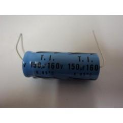 Capacitor 150M 160V +-50 axial